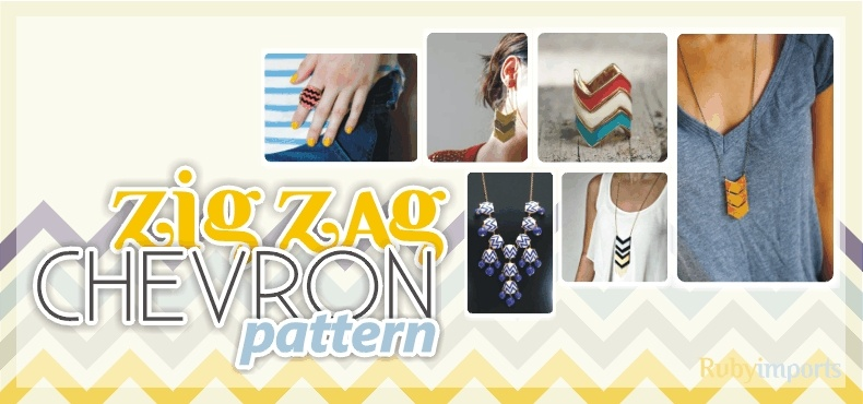 chevron fashion jewelry