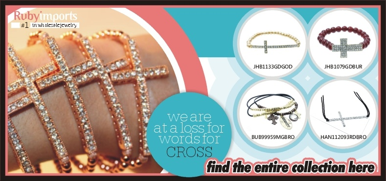 cross fashion jewelry