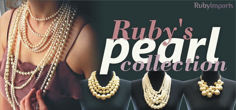 pearl fashion jewelry
