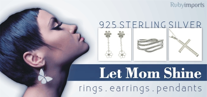 sterling silver jewelry and accessory
