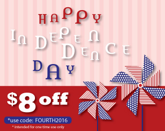 independence day coupon