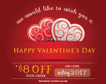 valentines day coupon