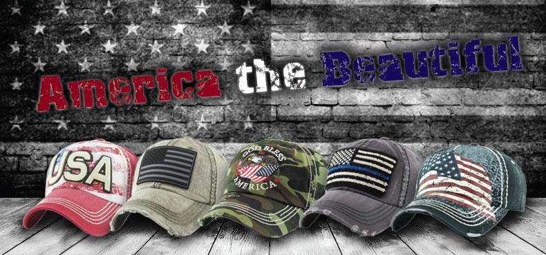 american baseball caps