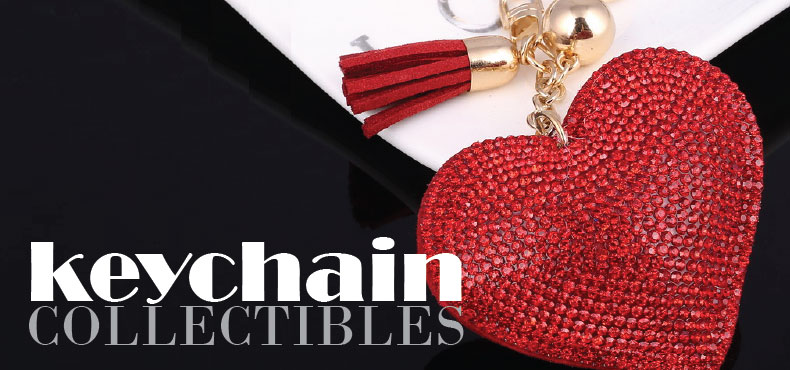 keychains / bag accessories